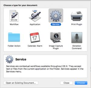 Automatically Resize Window Mac Automator
